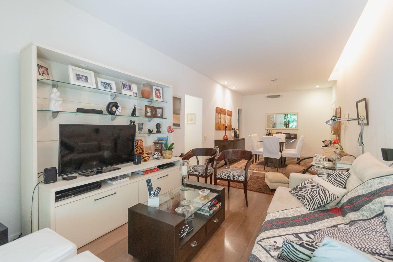 Imagem do Apartamento ID-3092 na Rua Sambaíba, Leblon, Rio de Janeiro - RJ