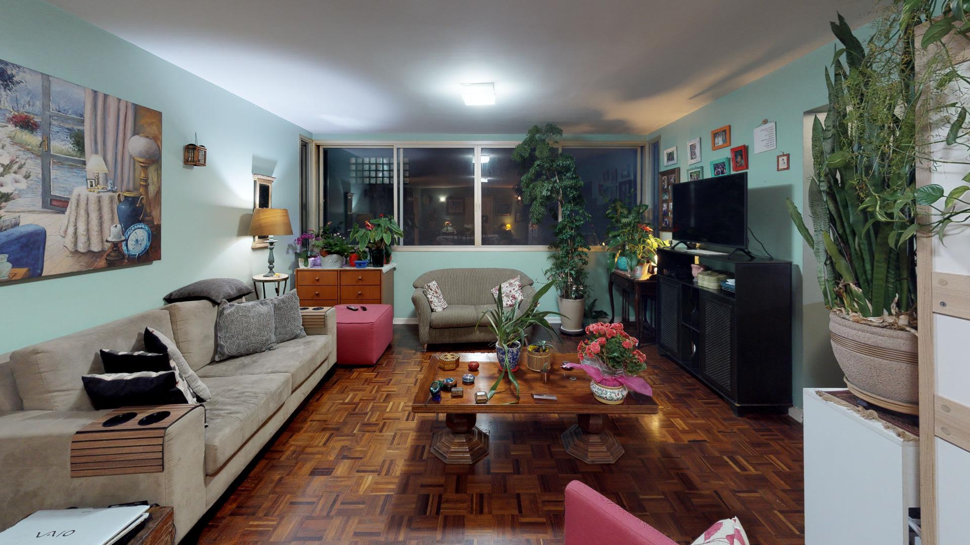 Imagem do Apartamento ID-2162 na Rua Doutor Homem de Melo, Perdizes, São Paulo - SP