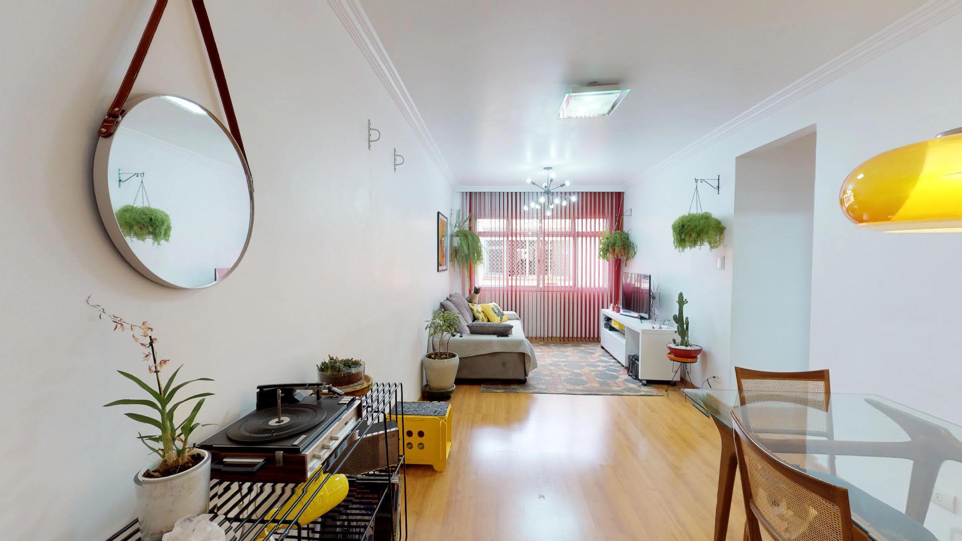 Imagem do Apartamento ID-2245 na Rua Tucuna, Vila Pompeia, São Paulo - SP