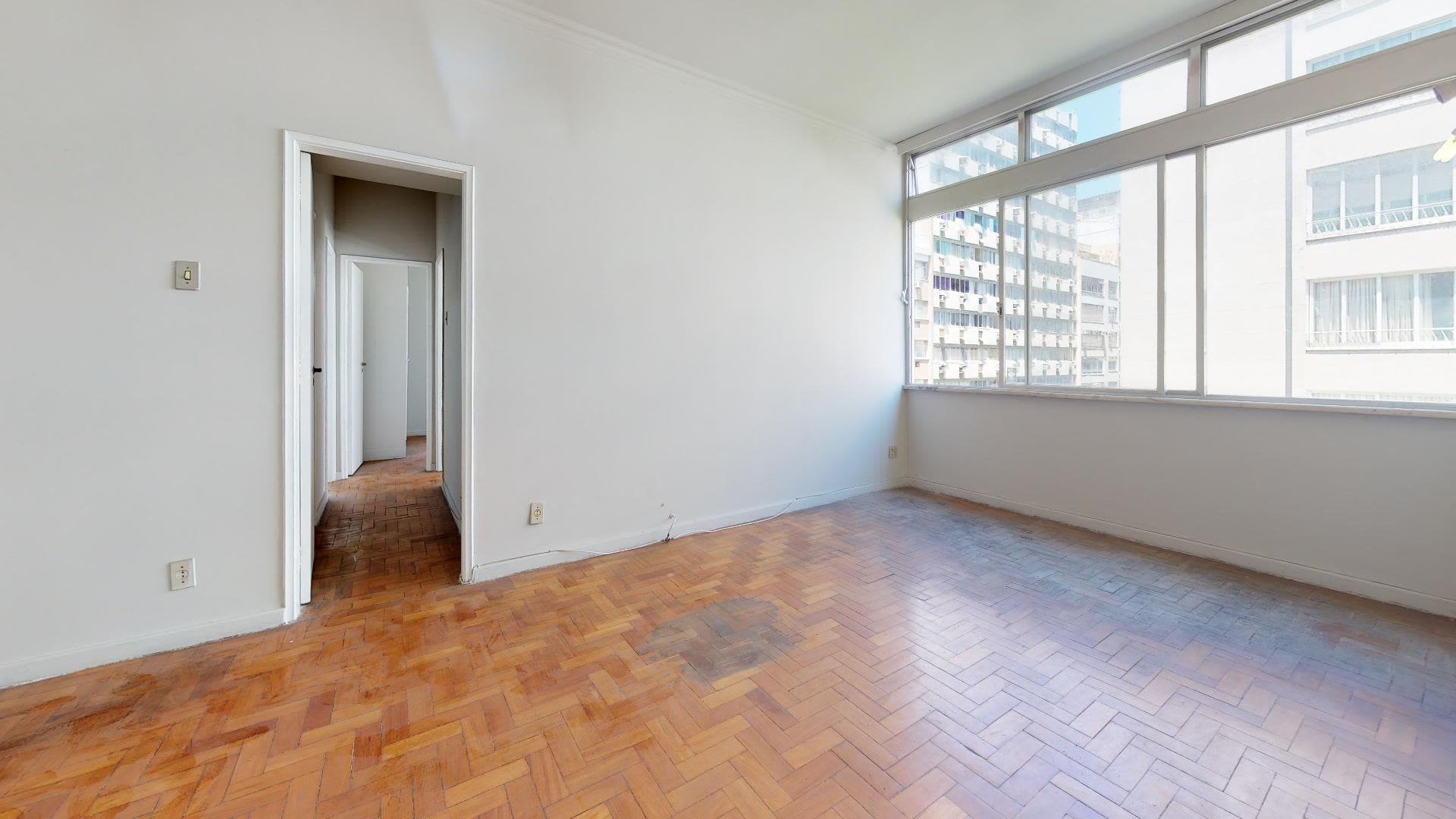 Imagem do Apartamento ID-1144 na Rua Miguel Lemos, Copacabana, Rio de Janeiro - RJ