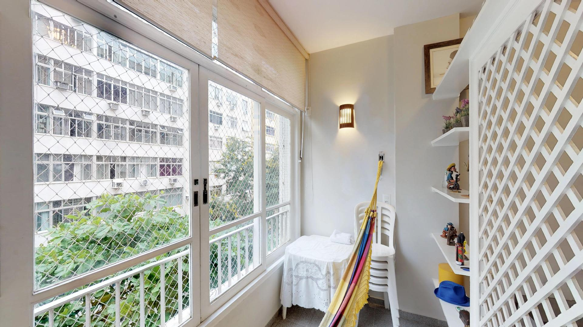 Imagem do Apartamento ID-3020 na Rua Belfort Roxo, Copacabana, Rio de Janeiro - RJ