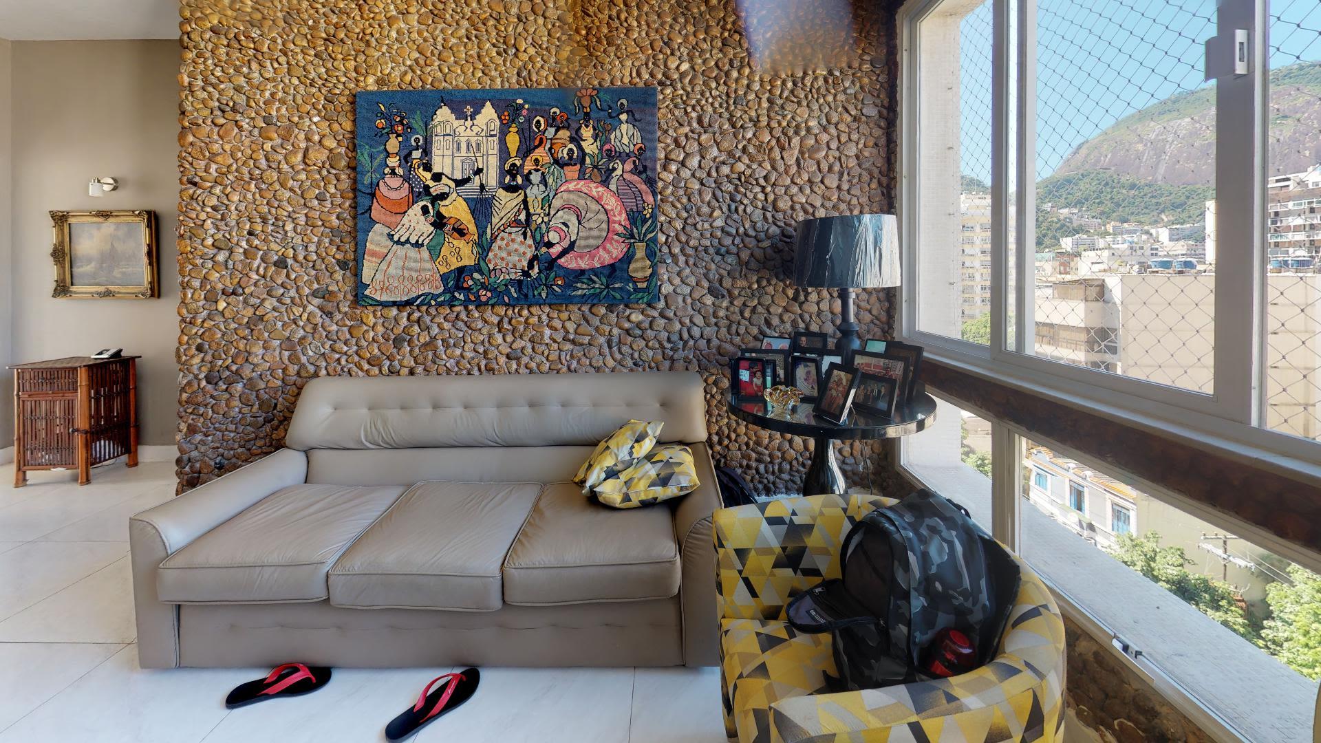 Imagem do Apartamento ID-2750 na Rua Jardim Botânico, Jardim Botânico, Rio de Janeiro - RJ