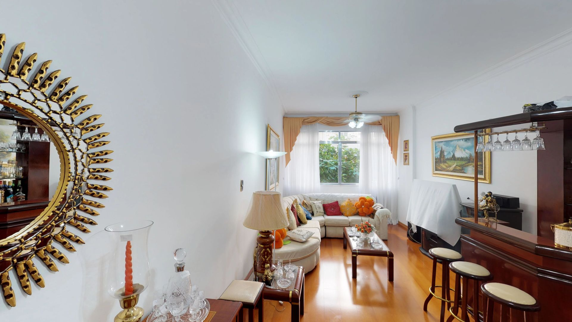 Imagem do Apartamento ID-224 na Rua Bolívar, Copacabana, Rio de Janeiro - RJ