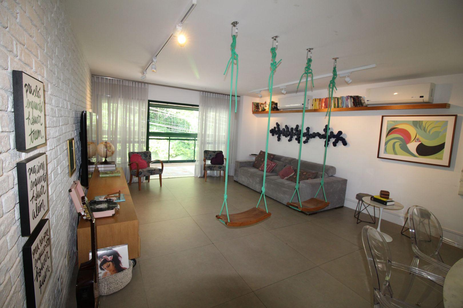 Imagem do Apartamento ID-43 na Rua Timóteo da Costa, Leblon, Rio de Janeiro - RJ