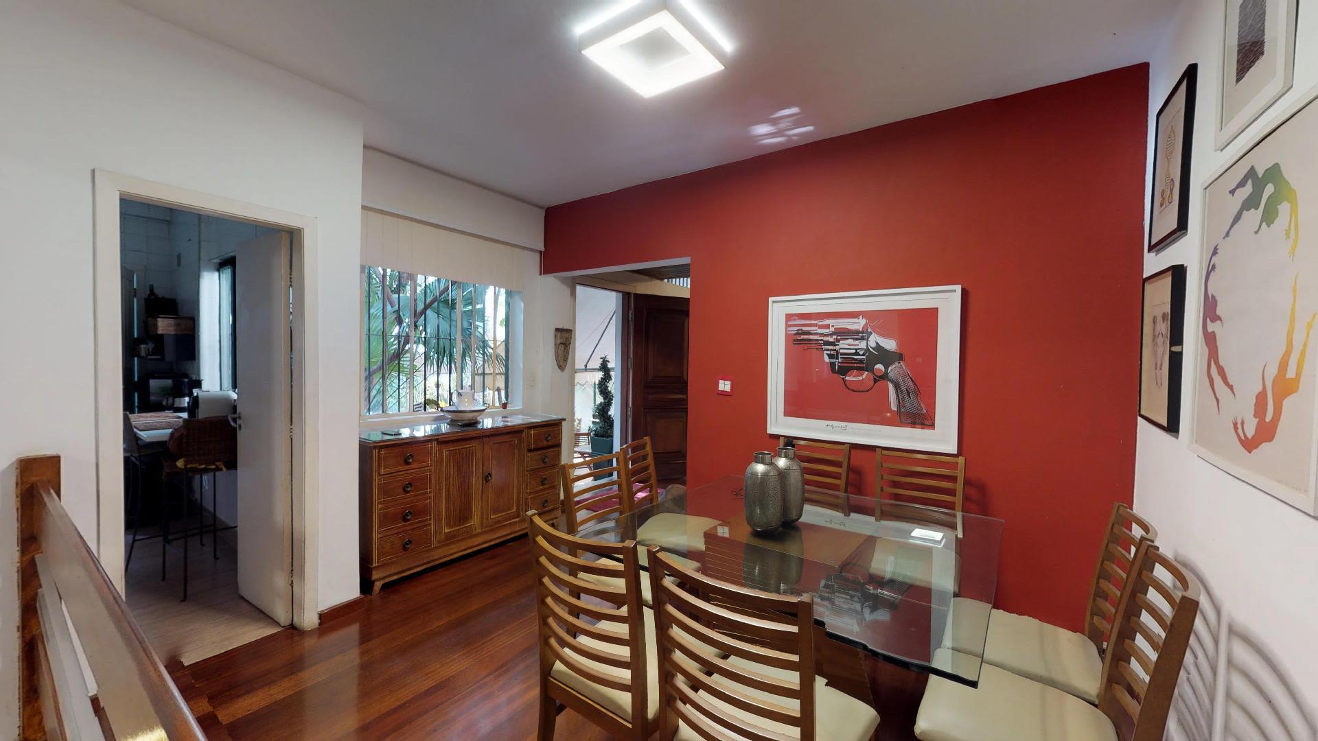 Imagem da Casa ID-2868 na Rua Cayowaá, Perdizes, São Paulo - SP