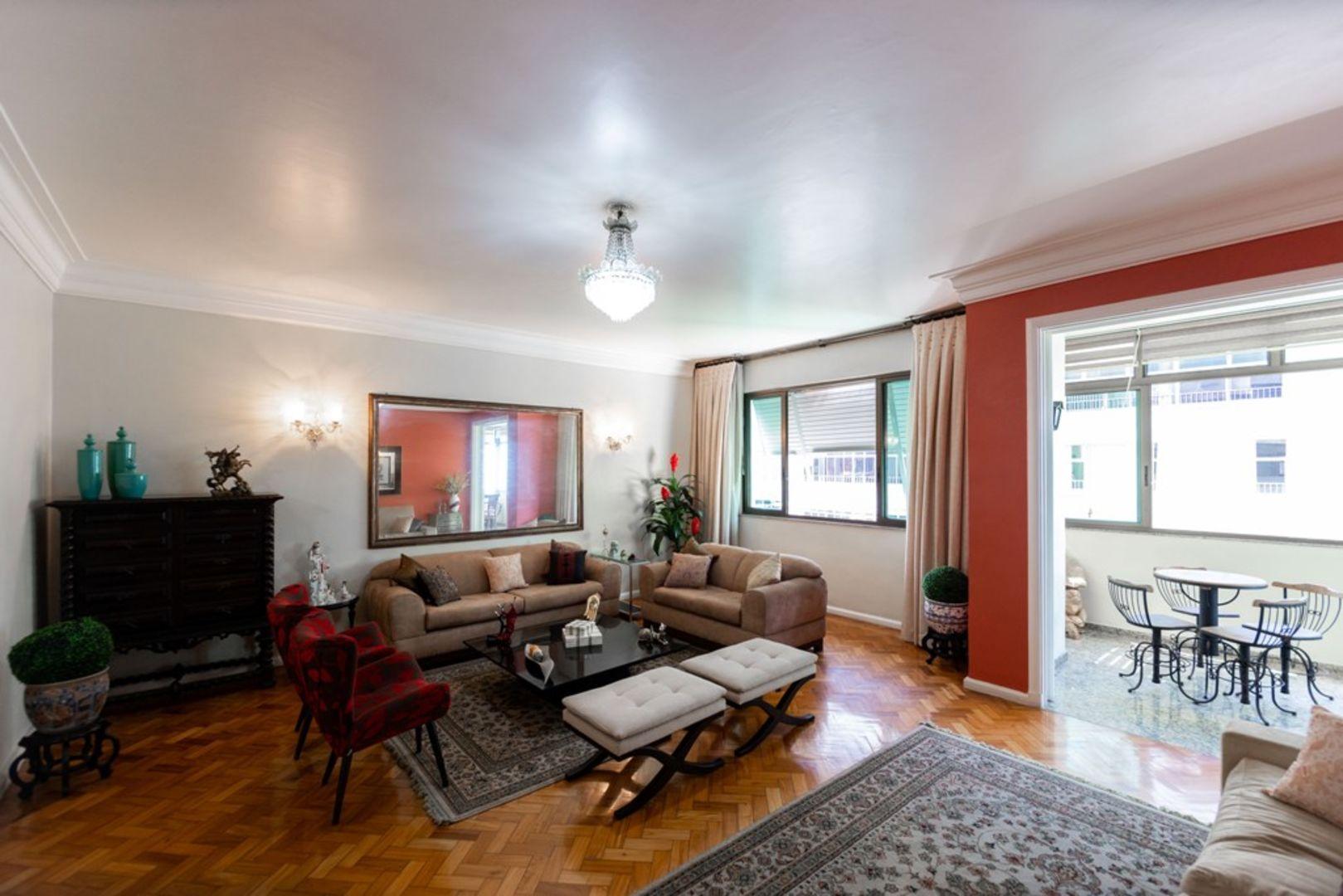 Imagem do Apartamento ID-2516 na Rua Paula Freitas, Copacabana, Rio de Janeiro - RJ