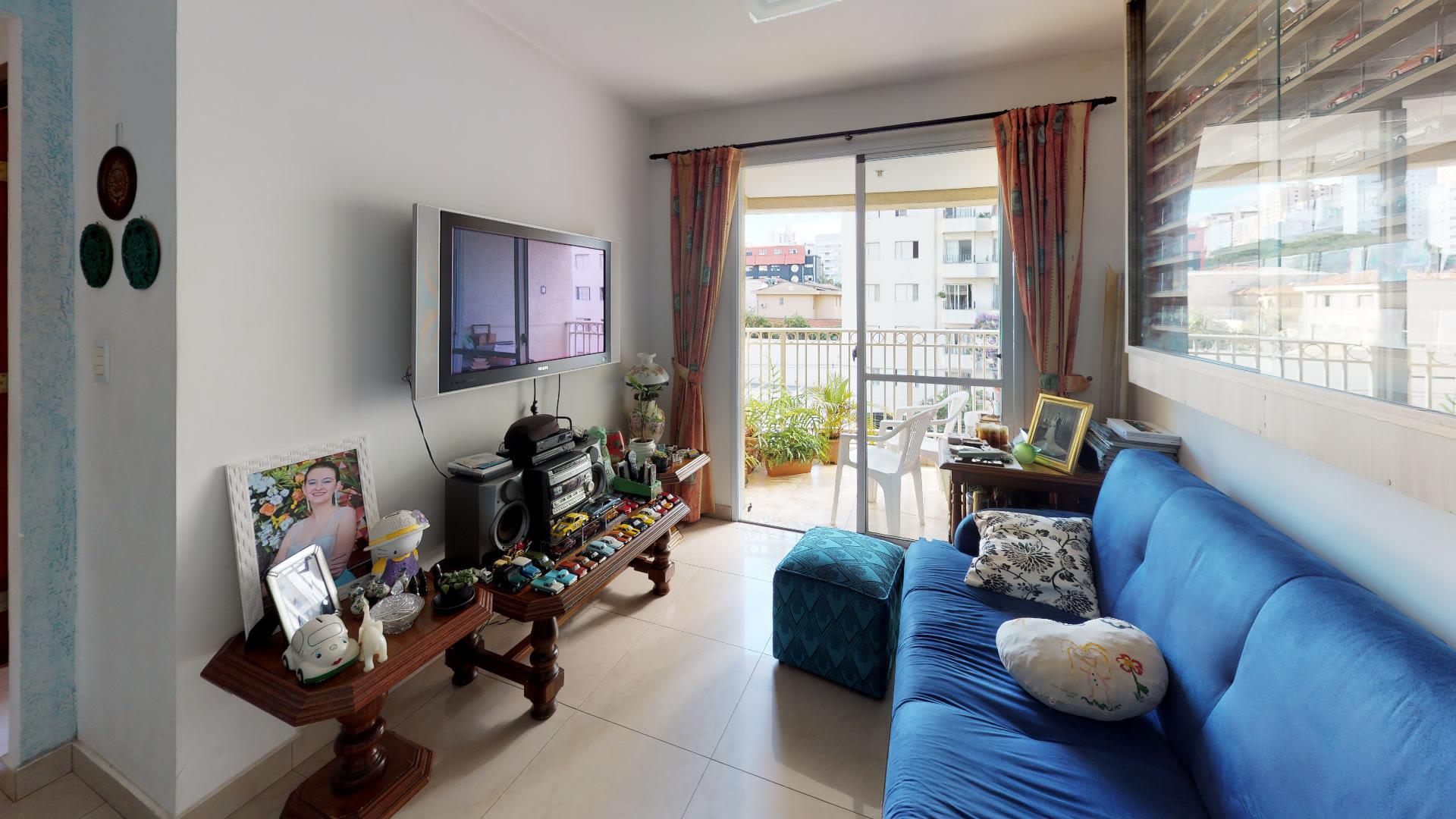 Imagem do Apartamento ID-2078 na Rua Padre Chico, Perdizes, São Paulo - SP