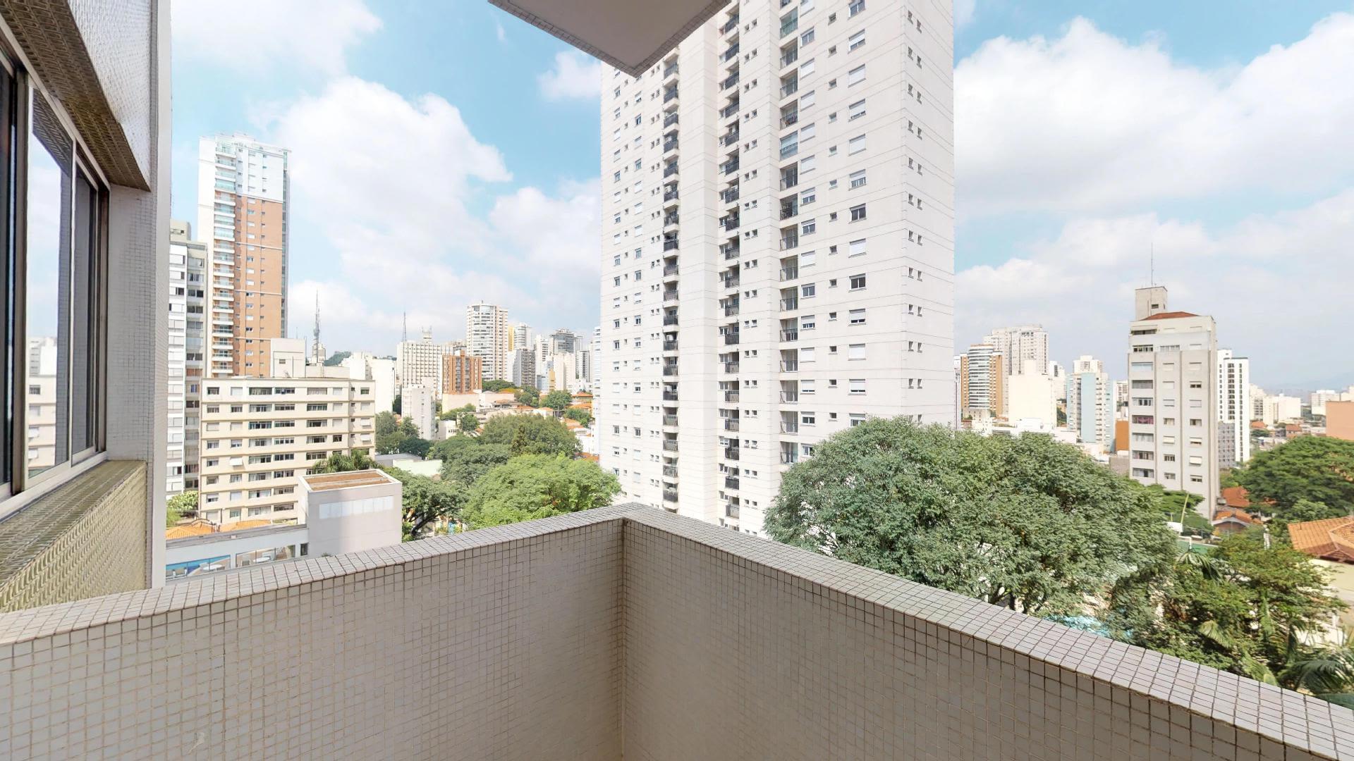 Imagem do Apartamento ID-1670 na Rua Caetes, Perdizes, São Paulo - SP