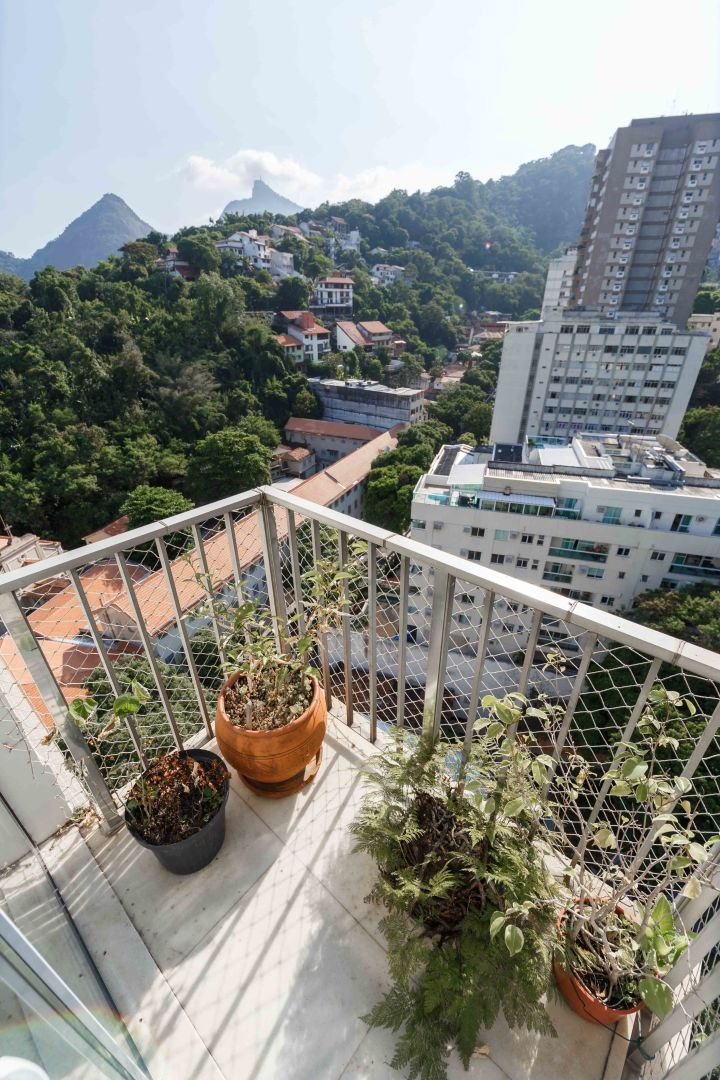 Imagem do Apartamento ID-1462 na Rua Pereira da Silva, Laranjeiras, Rio de Janeiro - RJ
