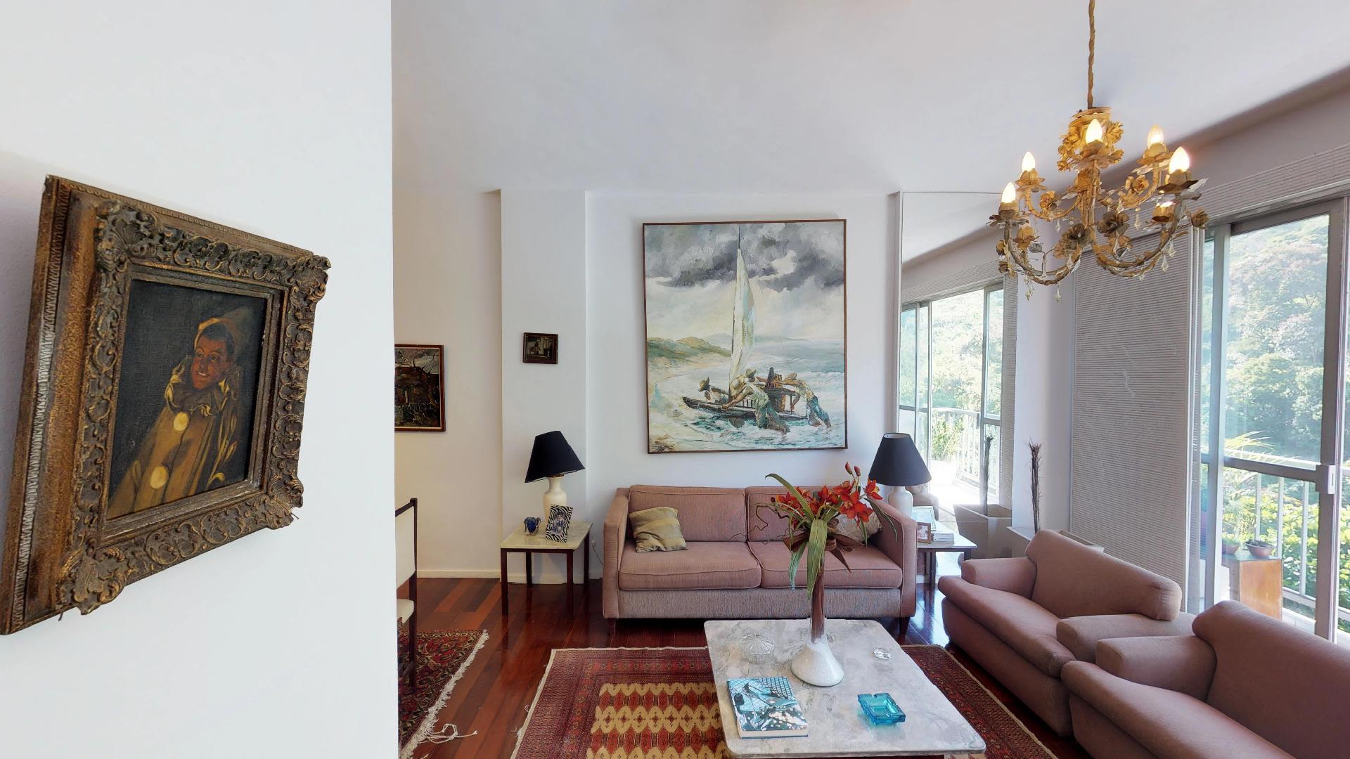 Imagem do Apartamento ID-272 na Avenida Niemeyer, São Conrado, Rio de Janeiro - RJ