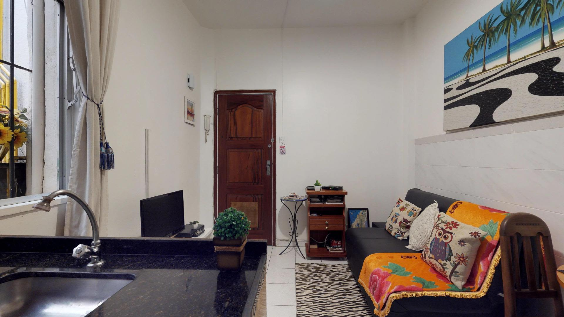 Imagem do Apartamento ID-759 na Rua Joaquim Nabuco, Copacabana, Rio de Janeiro - RJ