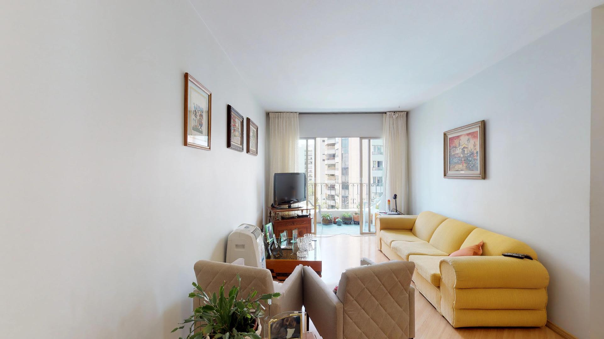 Imagem do Apartamento ID-1866 na Rua Aimberê, Perdizes, São Paulo - SP