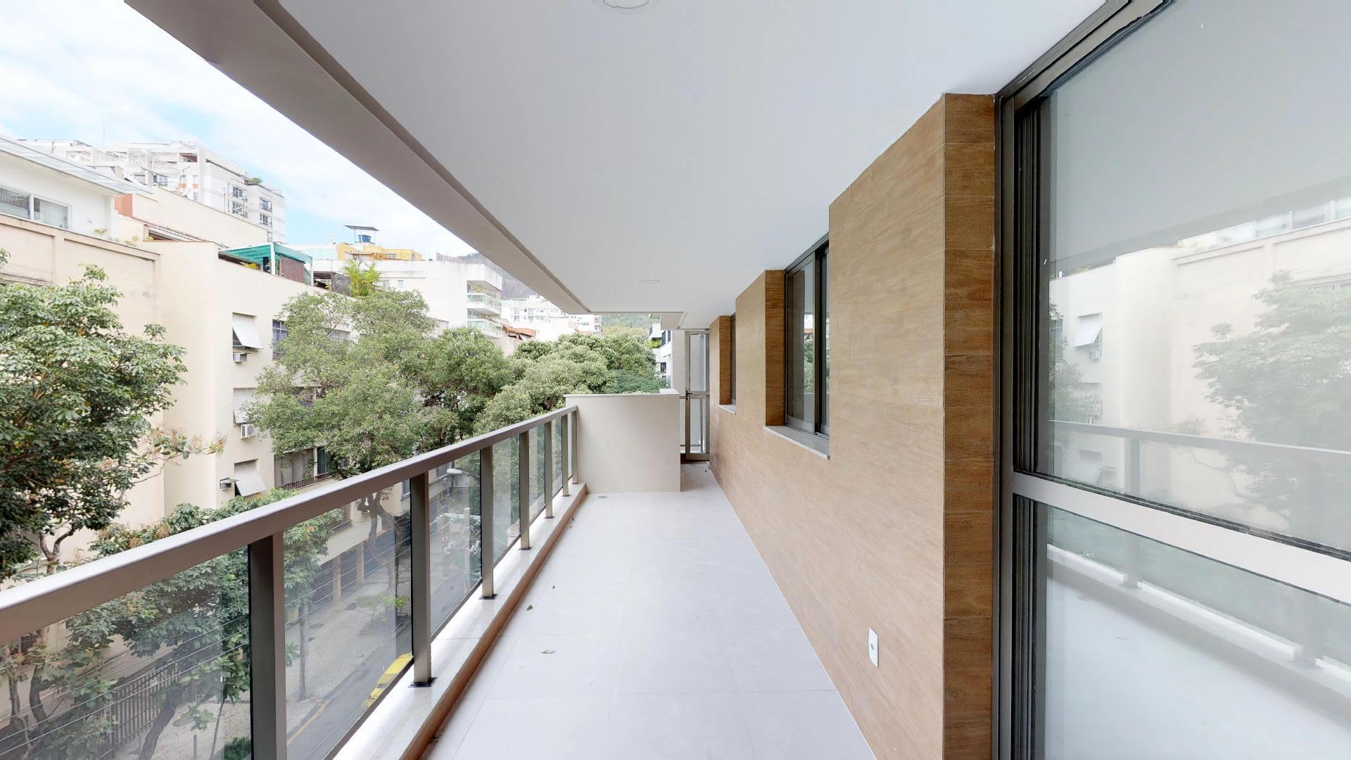 Imagem do Apartamento ID-525 na Rua Dona Mariana, Botafogo, Rio de Janeiro - RJ