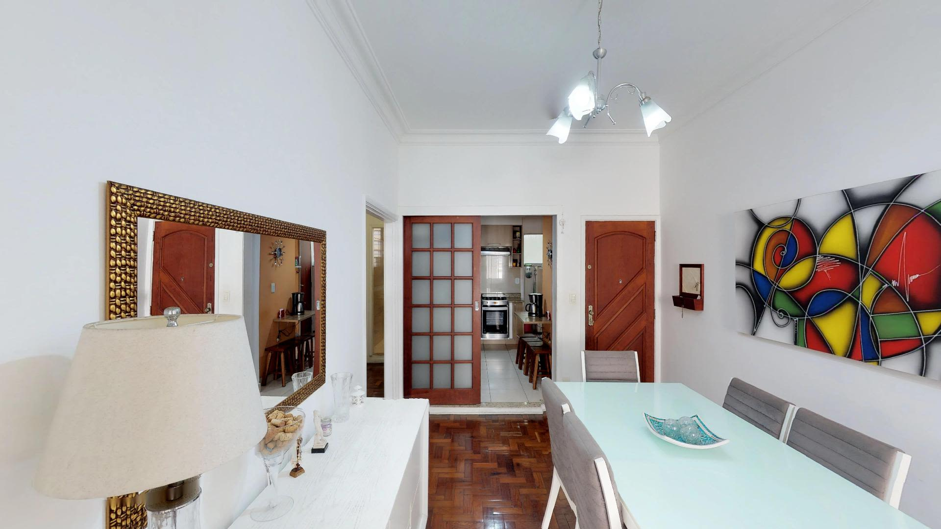 Imagem do Apartamento ID-299 na Rua Duvivier, Copacabana, Rio de Janeiro - RJ