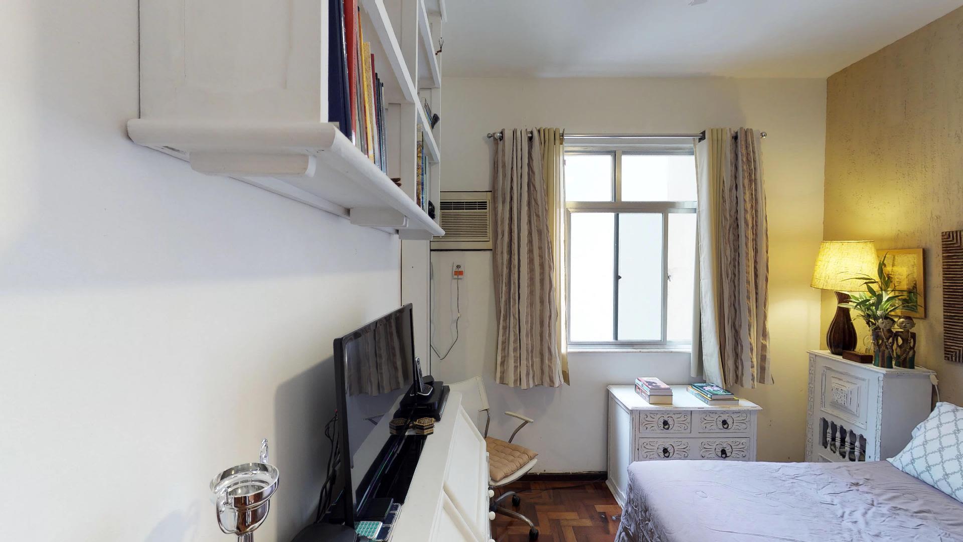 Imagem do Apartamento ID-344 na Avenida Nossa Senhora de Copacabana, Copacabana, Rio de Janeiro - RJ