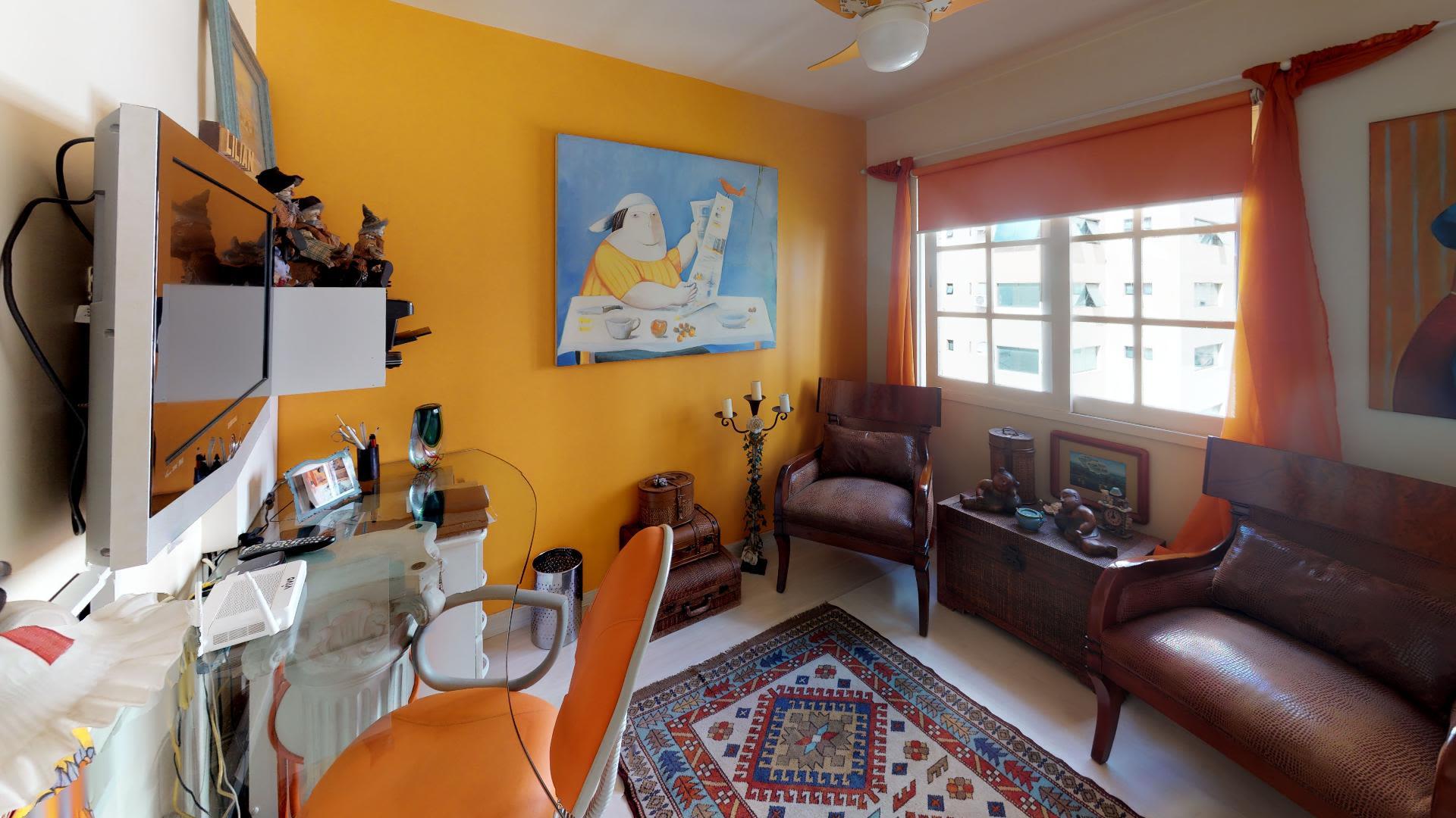 Imagem do Apartamento ID-3373 na Rua Traipú, Perdizes, São Paulo - SP