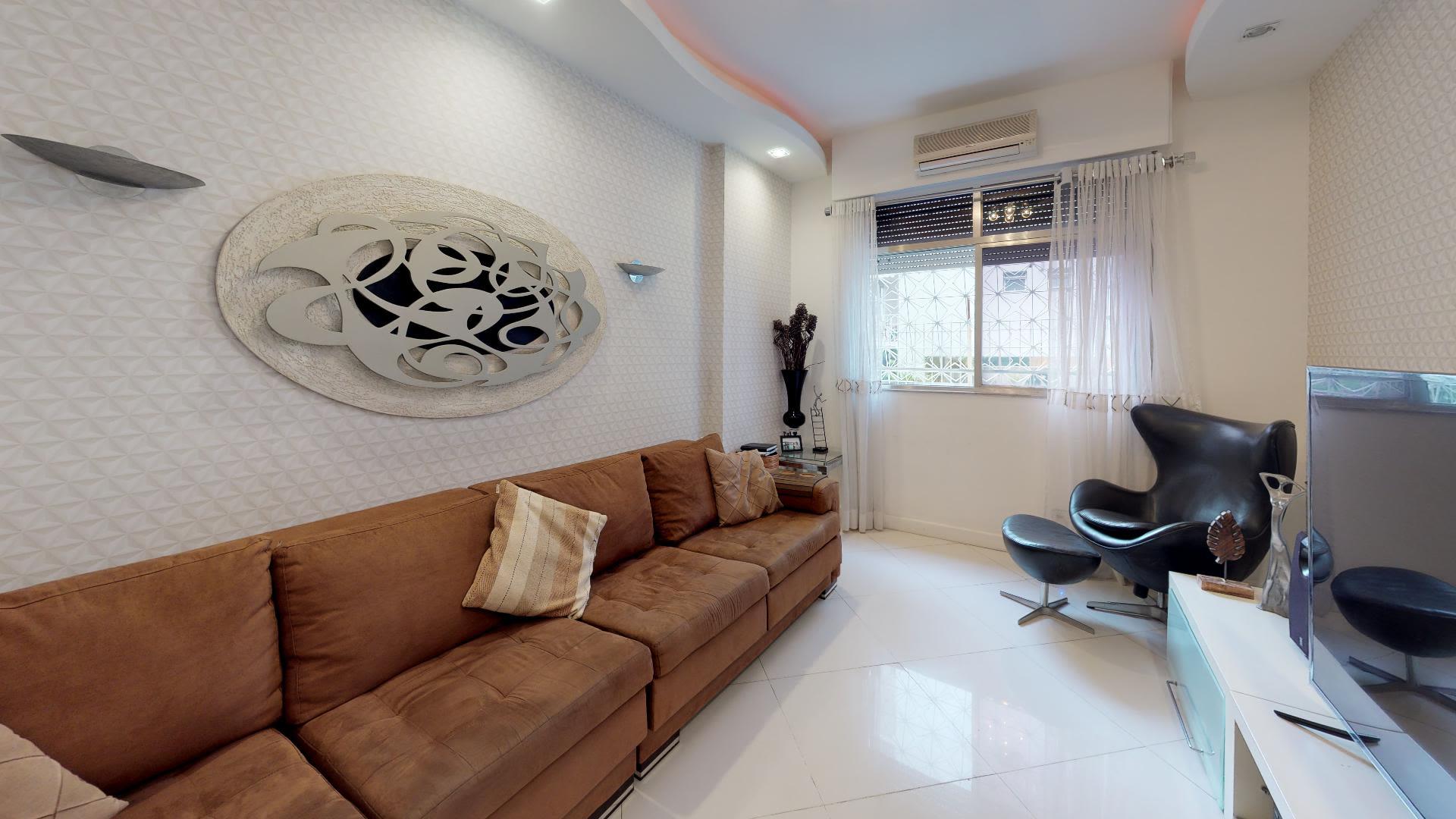 Imagem do Apartamento ID-1261 na Rua das Palmeiras, Botafogo, Rio de Janeiro - RJ