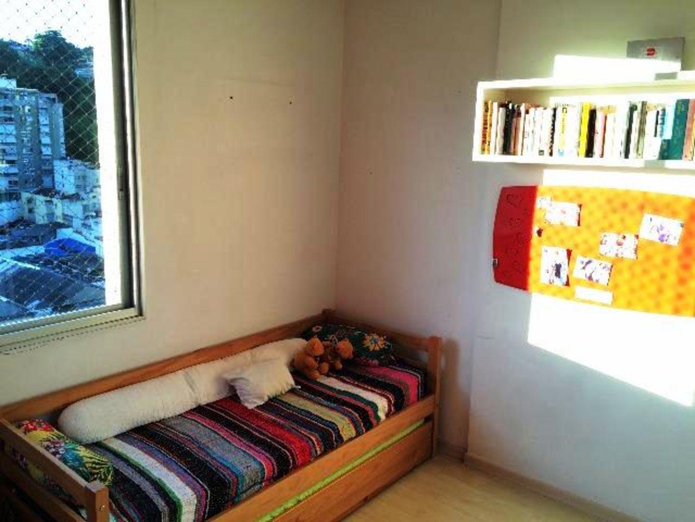 Imagem do Apartamento ID-386 na Rua das Laranjeiras, Laranjeiras, Rio de Janeiro - RJ