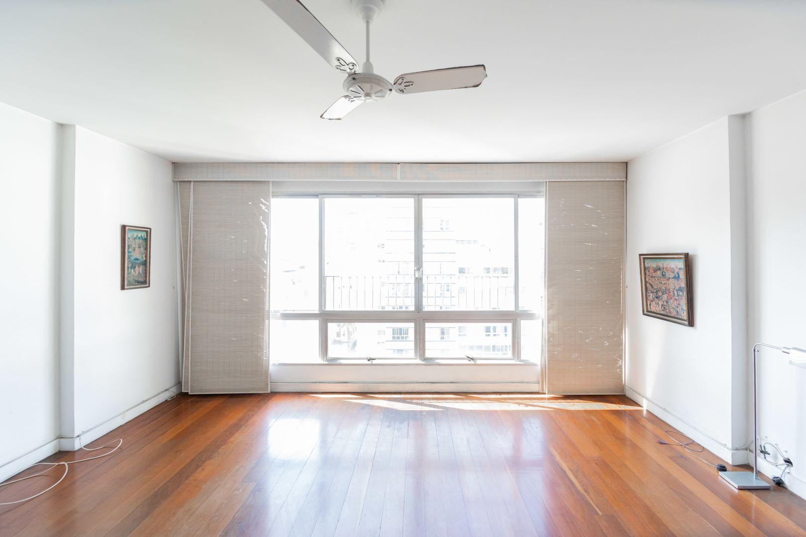 Imagem do Apartamento ID-2317 na Rua Almirante Guilhem, Leblon, Rio de Janeiro - RJ