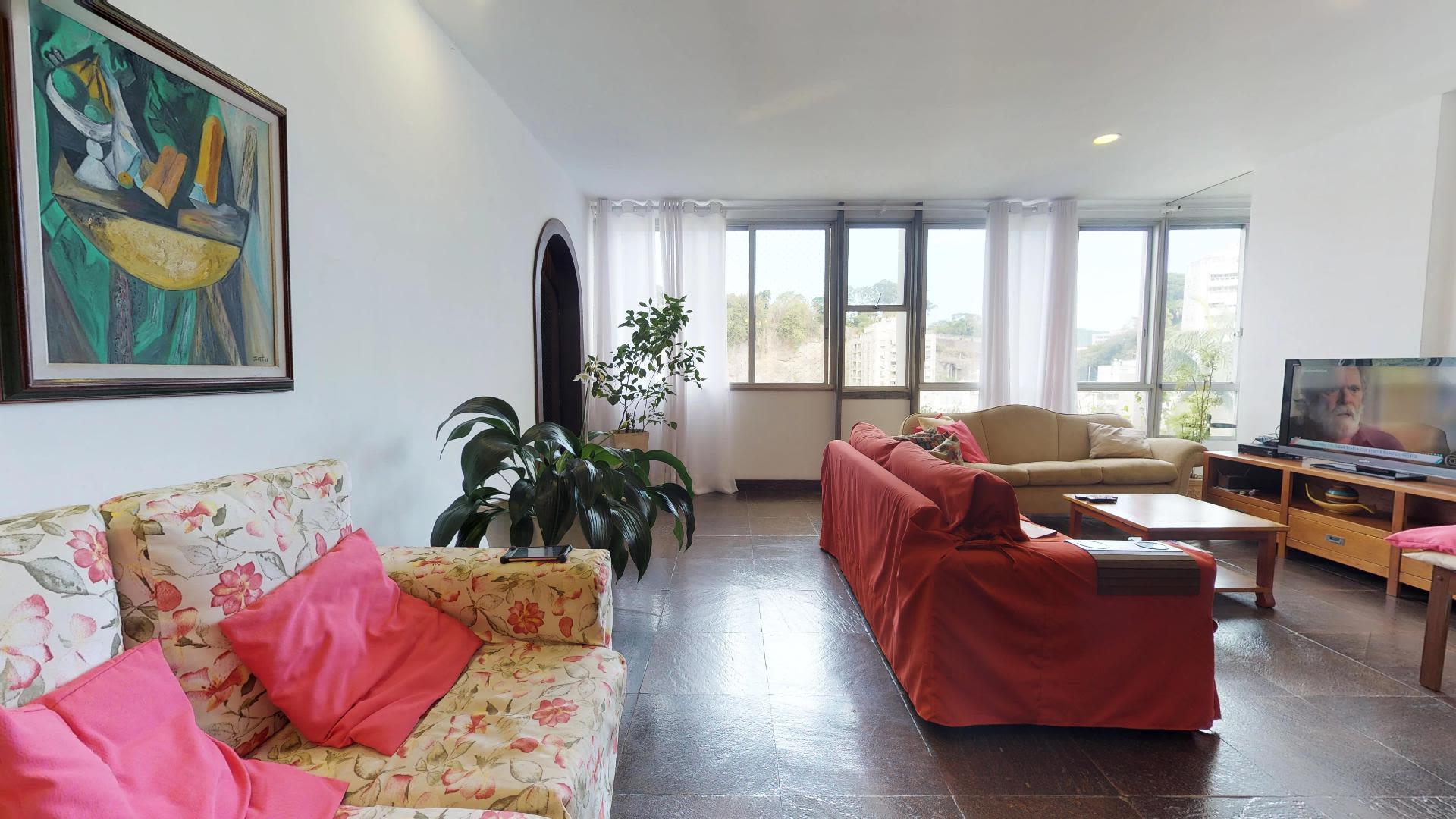 Imagem do Apartamento ID-799 na Rua Paissandu, Flamengo, Rio de Janeiro - RJ
