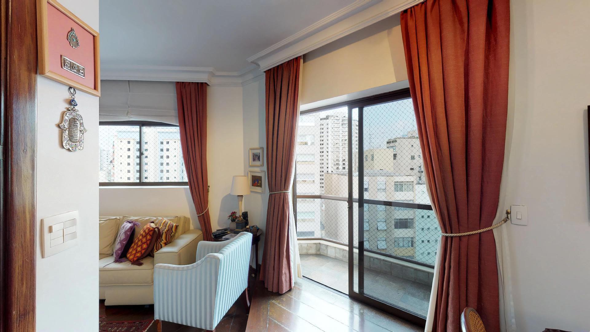 Imagem do Apartamento ID-2297 na Rua Cayowaá, Perdizes, São Paulo - SP