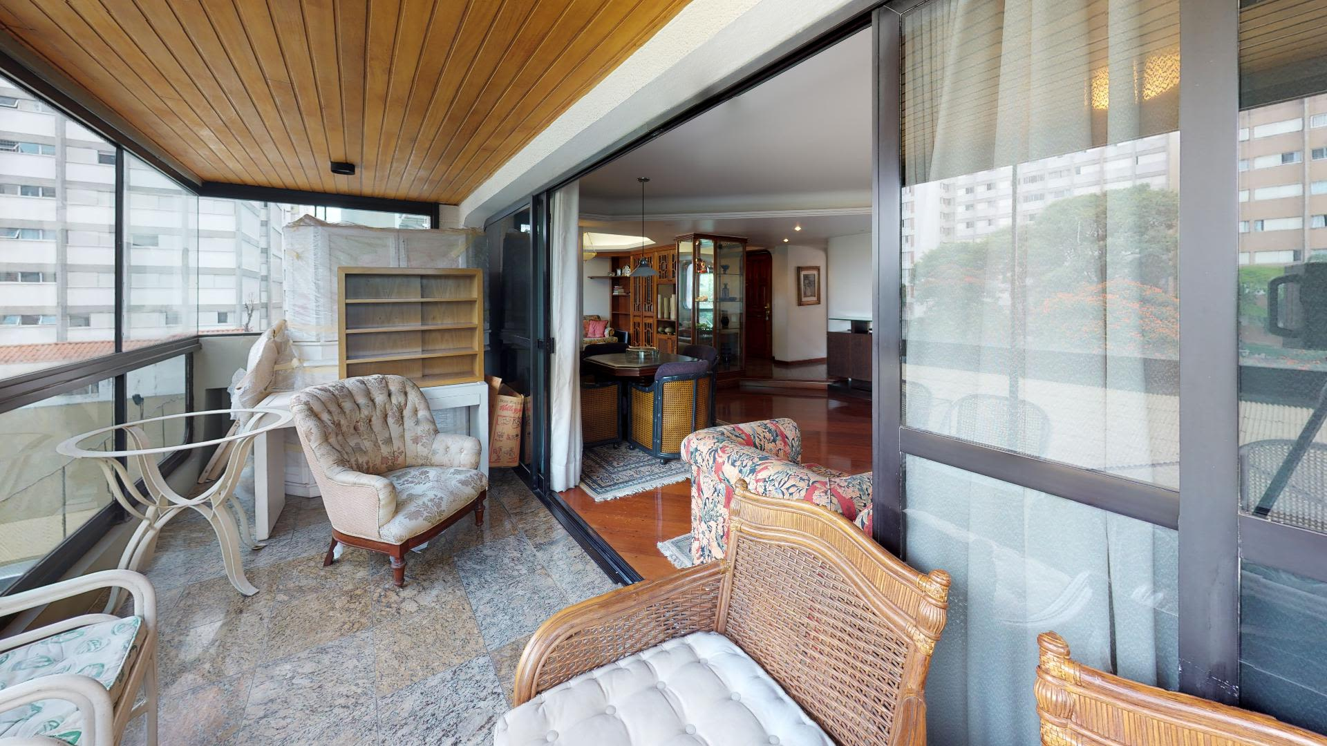 Imagem do Apartamento ID-1773 na Rua Monte Alegre, Perdizes, São Paulo - SP