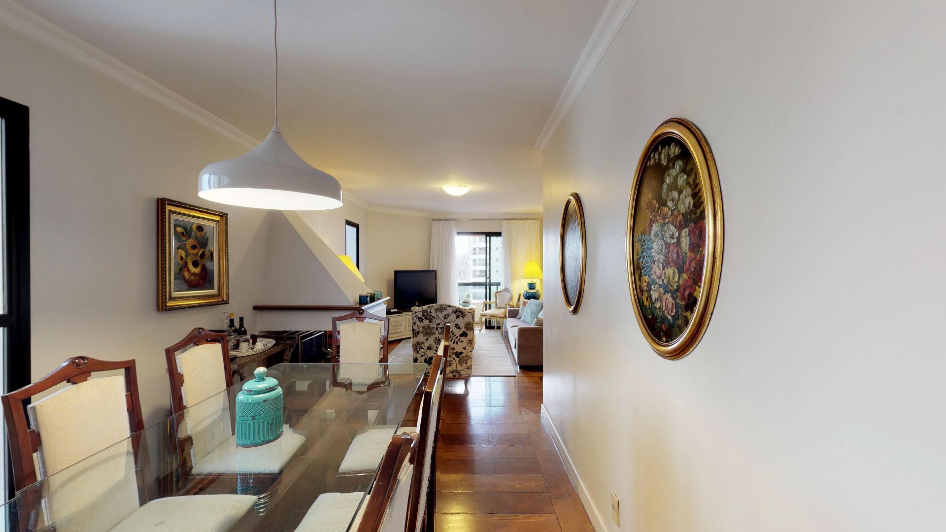 Imagem do Apartamento ID-1730 na Rua Caraíbas, Vila Pompeia, São Paulo - SP