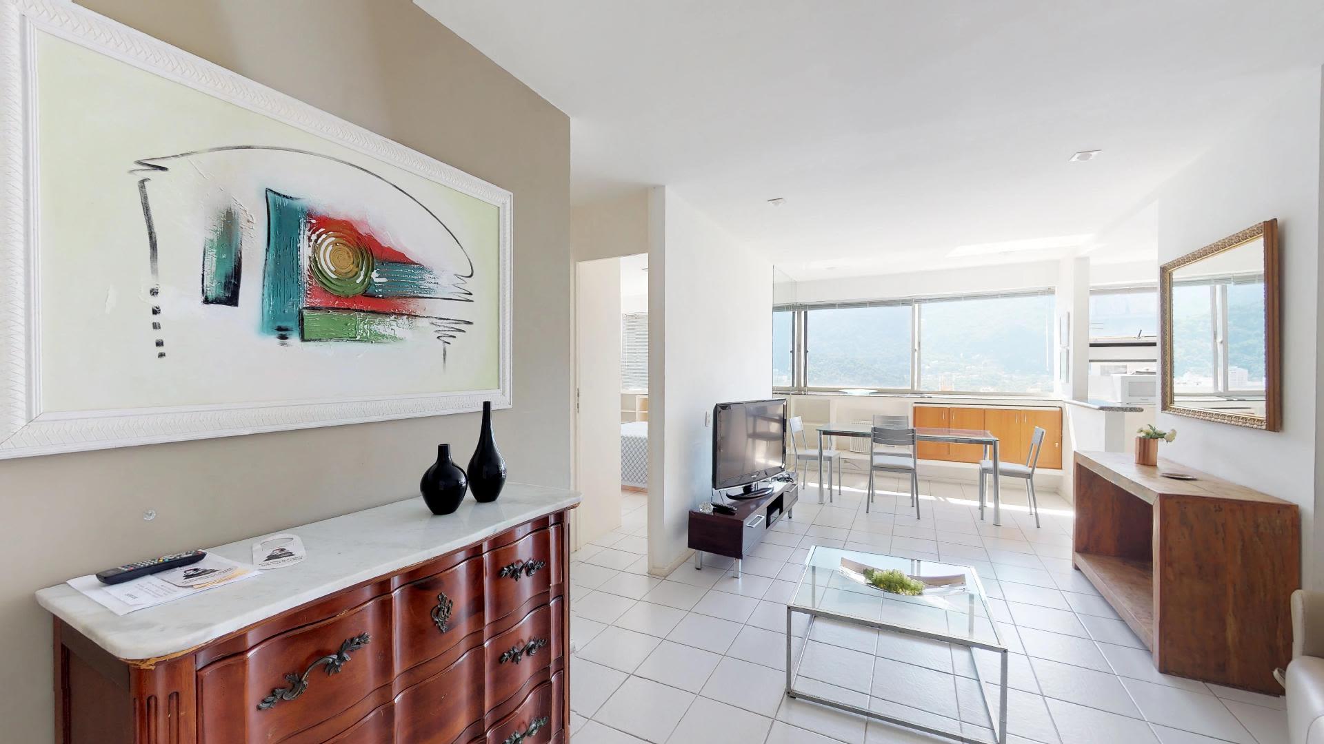 Imagem do Apartamento ID-2604 na Rua Almirante Guilhem, Leblon, Rio de Janeiro - RJ