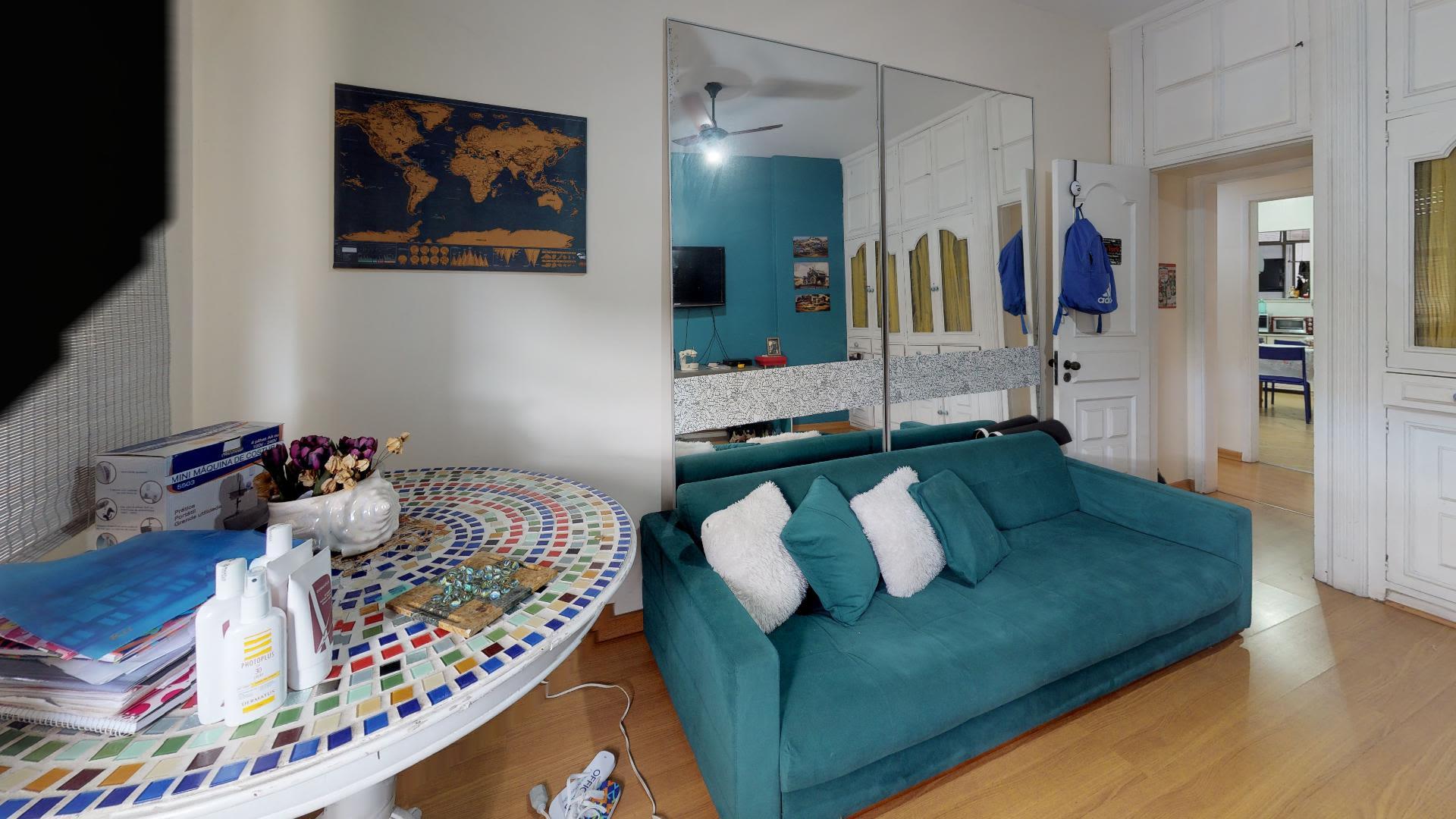 Imagem do Apartamento ID-2298 na Rua Artur Araripe, Gávea, Rio de Janeiro - RJ