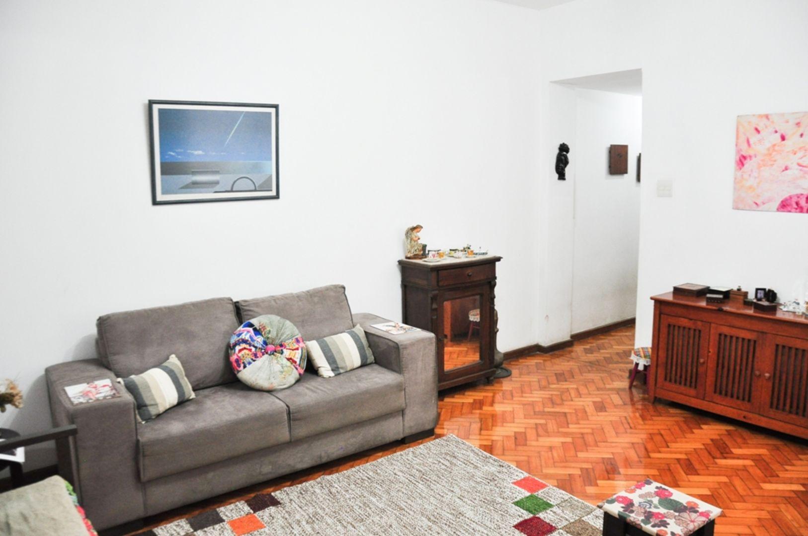 Imagem do Apartamento ID-1906 na Rua das Laranjeiras, Laranjeiras, Rio de Janeiro - RJ