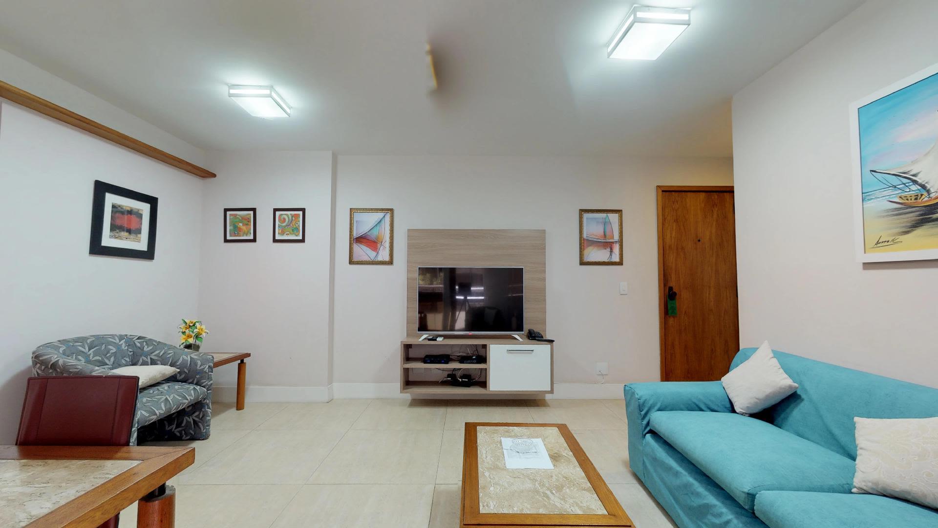 Imagem do Apartamento ID-1585 na Avenida Vieira Souto, Ipanema, Rio de Janeiro - RJ