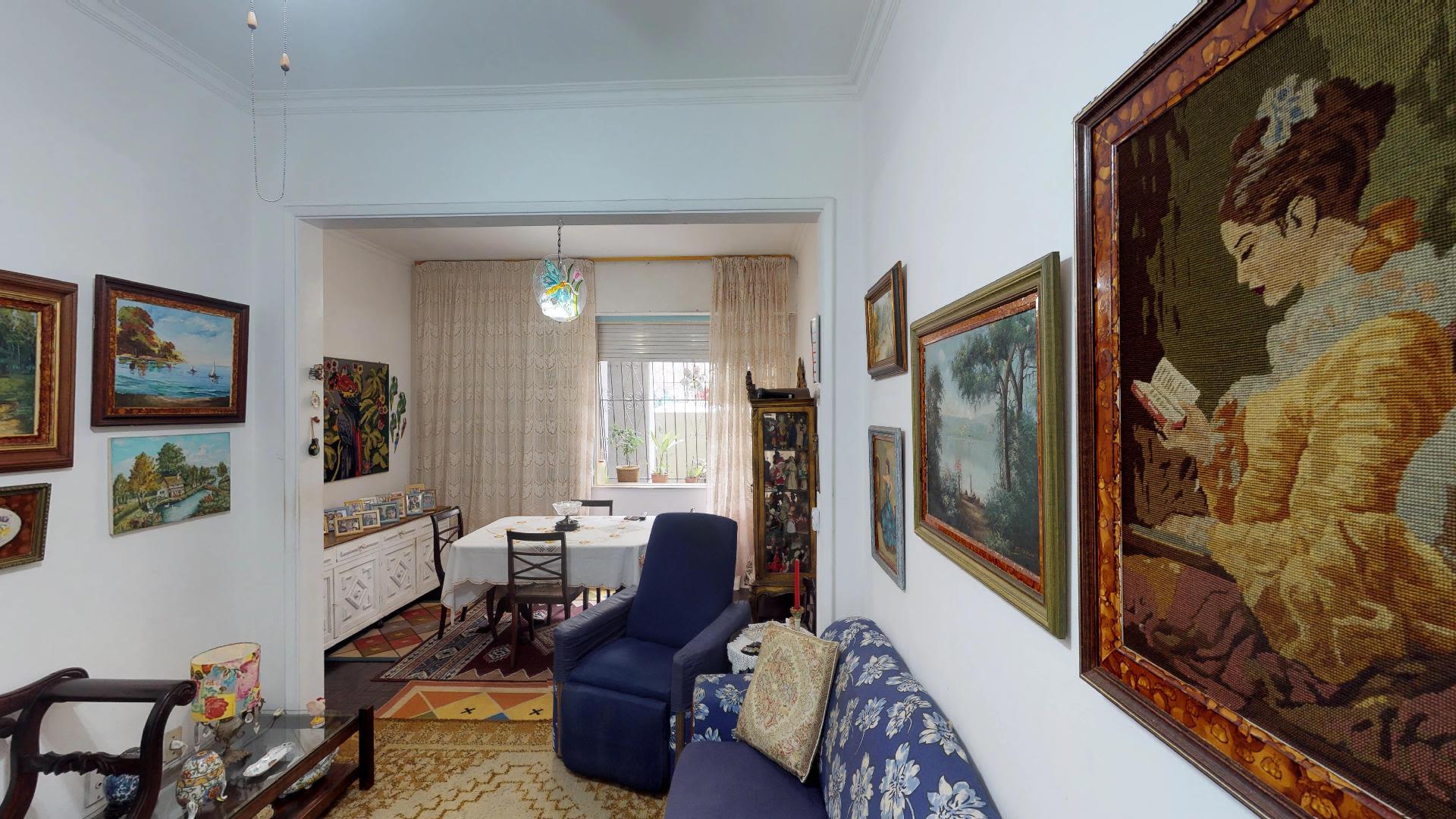 Imagem do Apartamento ID-263 na Rua Marquês de Abrantes, Flamengo, Rio de Janeiro - RJ