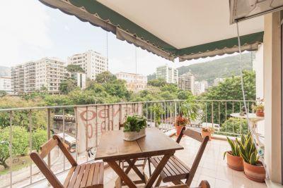 Imagem do imóvel ID-6839 na Rua Pinheiro Machado, Laranjeiras, Rio de Janeiro - RJ