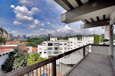 Imagem do imóvel ID-9274 na Rua Heitor de Morais, Pacaembu, São Paulo - SP