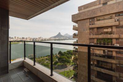 Imagem do imóvel ID-2374 na Avenida Epitácio Pessoa, Lagoa, Rio de Janeiro - RJ
