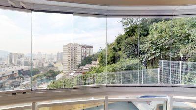 Imagem do imóvel ID-3524 na Rua Macedo Sobrinho, Humaitá, Rio de Janeiro - RJ