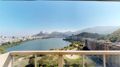 Imagem do imóvel ID-268 na Avenida Epitácio Pessoa, Ipanema, Rio de Janeiro - RJ