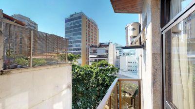 Imagem do imóvel ID-311 na Rua Rainha Guilhermina, Leblon, Rio de Janeiro - RJ