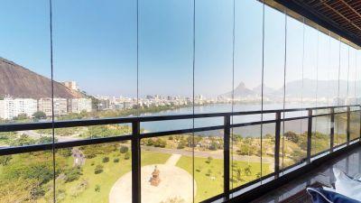 Imagem do imóvel ID-700 na Avenida Epitácio Pessoa, Lagoa, Rio de Janeiro - RJ