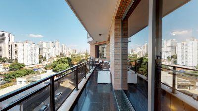 Imagem do imóvel ID-9161 na Rua Traipú, Pacaembu, São Paulo - SP