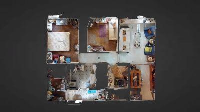 Imagem do imóvel ID-3603 na Rua Barão da Torre, Ipanema, Rio de Janeiro - RJ