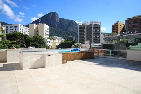 Imagem do imóvel ID-199 na Rua Fonte da Saudade, Lagoa, Rio de Janeiro - RJ