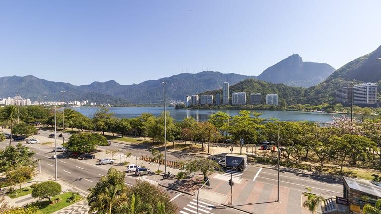 Imagem do imóvel ID-16191 na Avenida Epitácio Pessoa, Lagoa, Rio de Janeiro - RJ