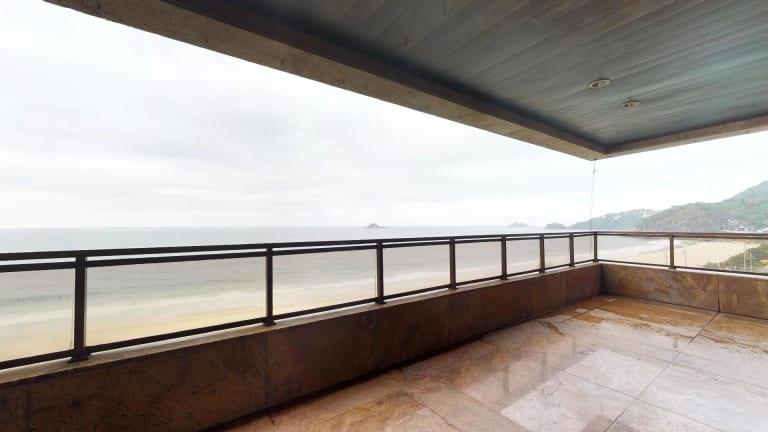 Imagem do imóvel ID-697 na Avenida Prefeito Mendes de Morais, São Conrado, Rio de Janeiro - RJ