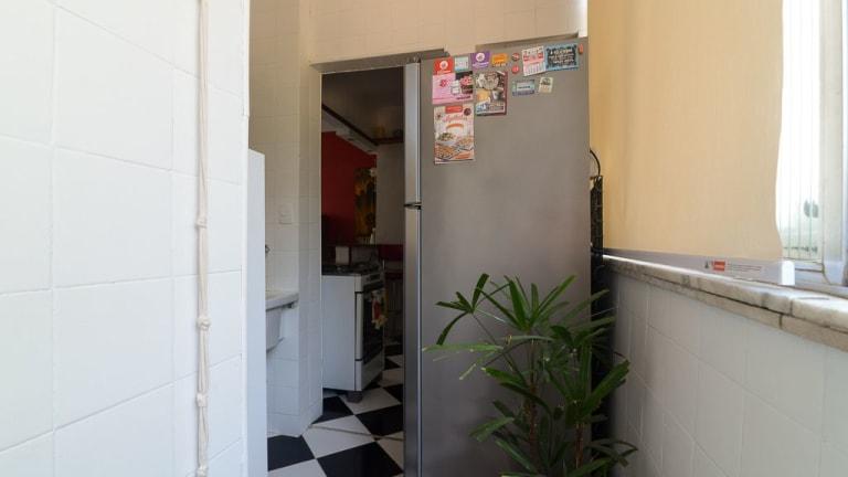 Imagem do imóvel ID-17475 na Rua Pereira da Silva, Laranjeiras, Rio de Janeiro - RJ