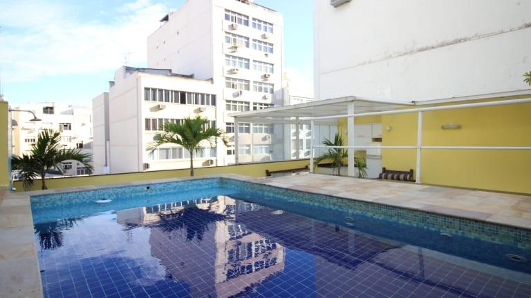 Imagem do imóvel ID-131 na Avenida Rainha Elisabeth, Copacabana, Rio de Janeiro - RJ