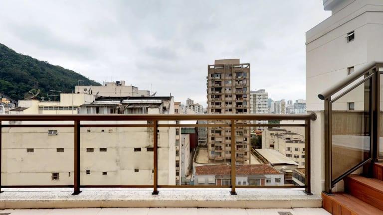 Imagem do imóvel ID-1023 na Rua São Clemente, Botafogo, Rio de Janeiro - RJ