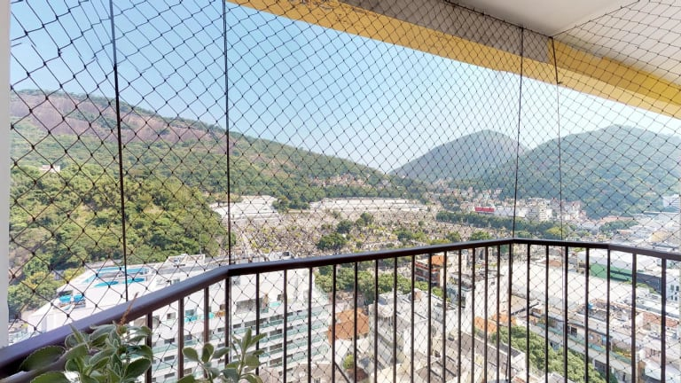 Imagem do imóvel ID-1787 na Rua Dona Mariana, Botafogo, Rio de Janeiro - RJ