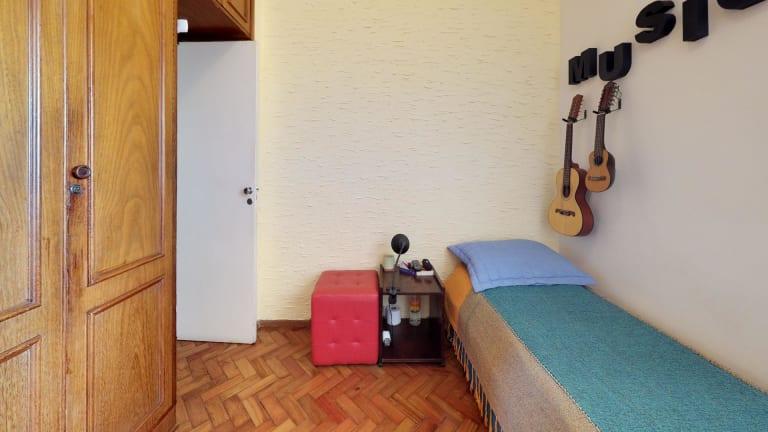 Imagem do imóvel ID-584 na Rua São Clemente, Botafogo, Rio de Janeiro - RJ