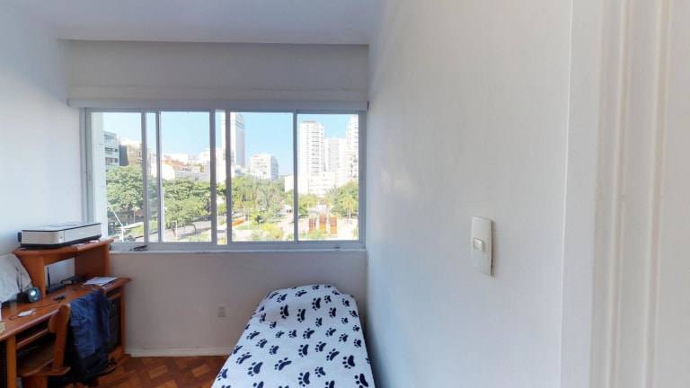 Imagem do imóvel ID-460 na Avenida Ataulfo de Paiva, Leblon, Rio de Janeiro - RJ